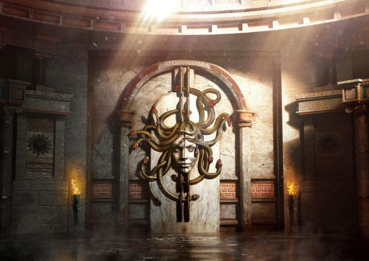 《穿越梅杜莎之門》主視覺