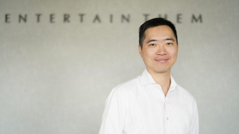 台灣索尼互動娛樂(SIET)新任總經理蘇永生
