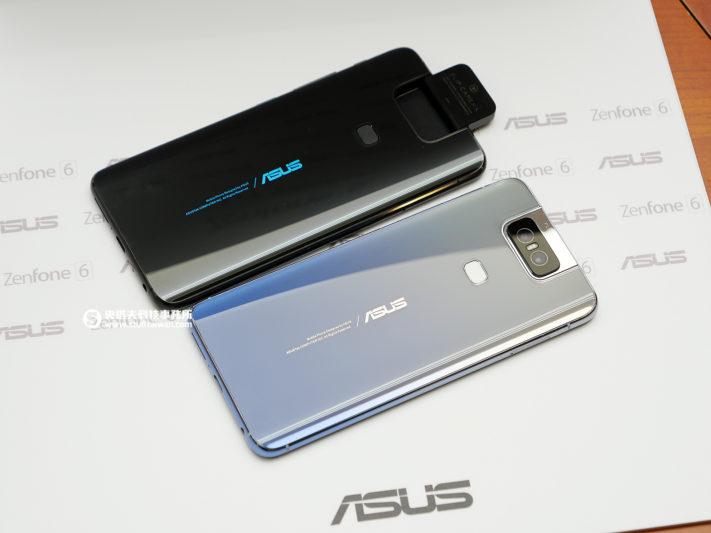 180度翻轉鏡頭 ASUS ZenFone 6旗艦規格還塞5000mAh超大電池