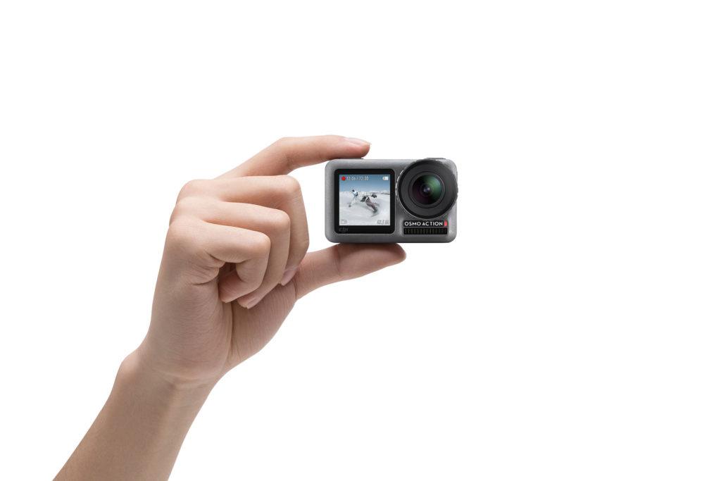DJI Osmo Action運動相機