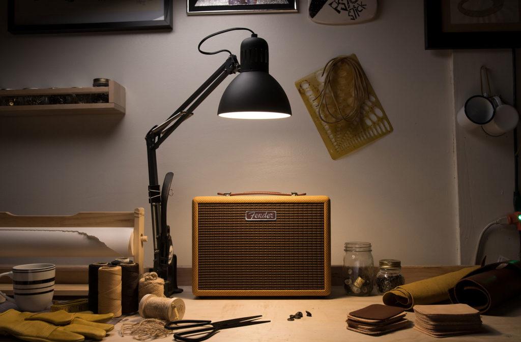 Fender Monterey Tweed情境照