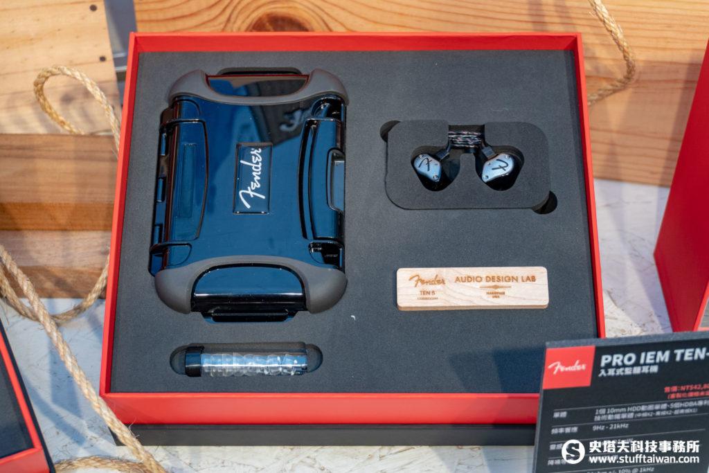 Fender PRO IEM系列入耳式監聽耳機