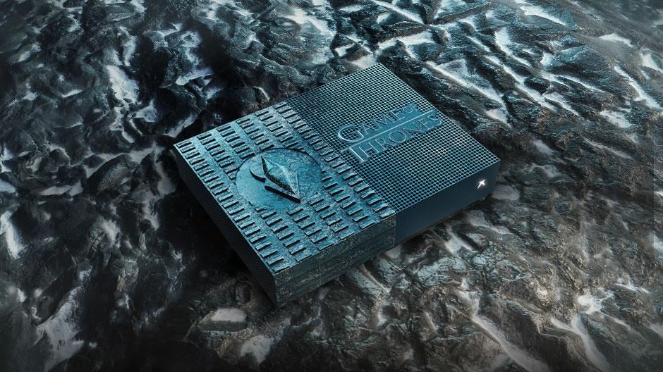 夜王版Xbox One S全數位特製機