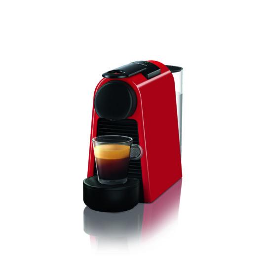 NESPRESSO 母親節寵愛媽咪溫馨獻禮,最輕巧機型Essenza Mini,寵愛媽咪優惠價$2,900(原價$4,300)