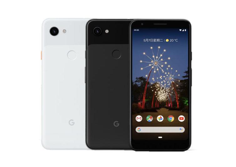 Google Pixel 3a/3a XL