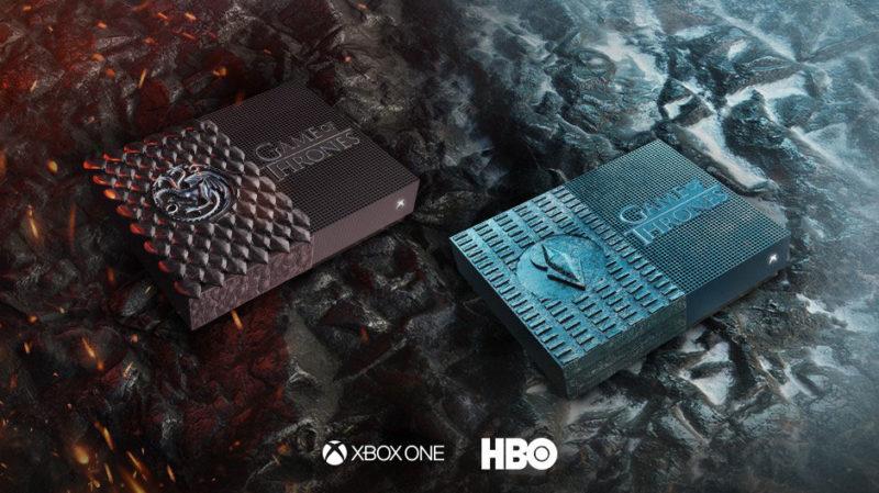 坦格利安 & 夜王版Xbox One S全數位特製機
