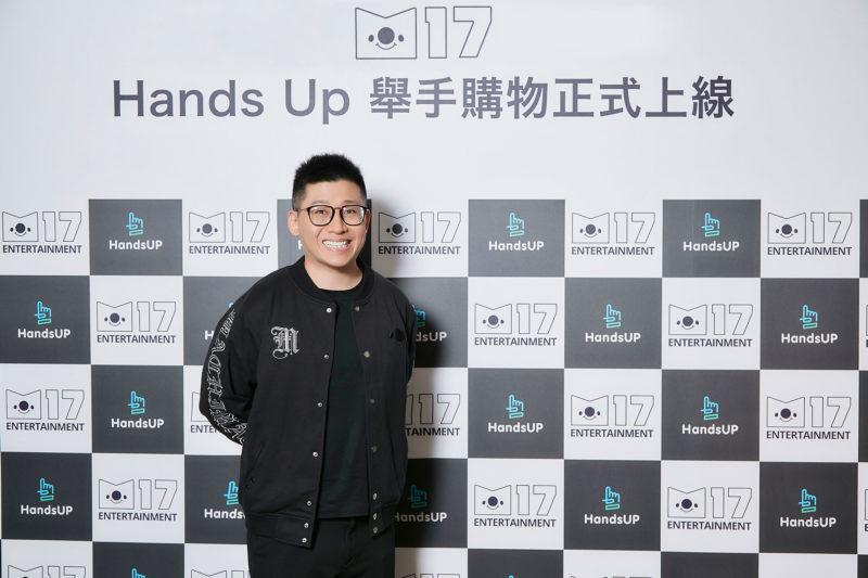 M17 Group共同創辦人暨執行長潘杰賢