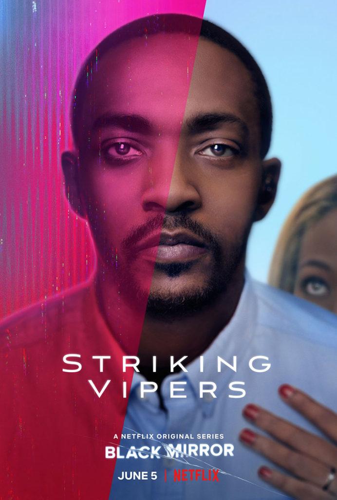 《Striking Vipers》海報