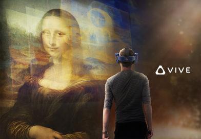 法國羅浮宮與HTC聯手出擊 帶領你進入蒙娜麗莎的世界