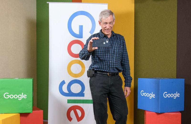 Google傑出工程師Marc Levoy