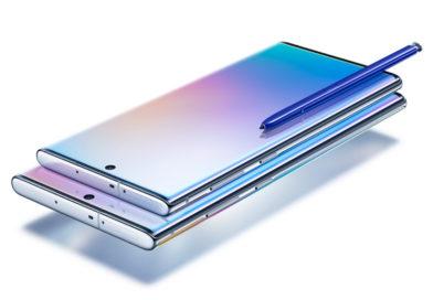 手機螢幕最高賞  Galaxy Note10+就是你了