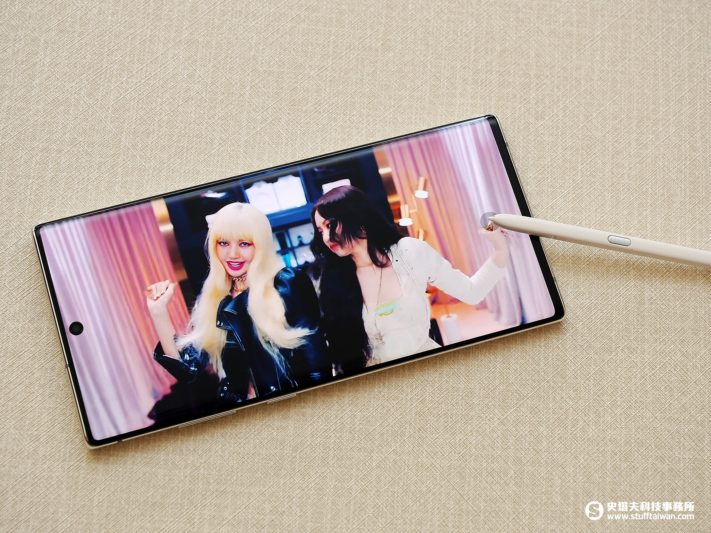 Samsung Galaxy Note10 效能測試 續航表現驚人
