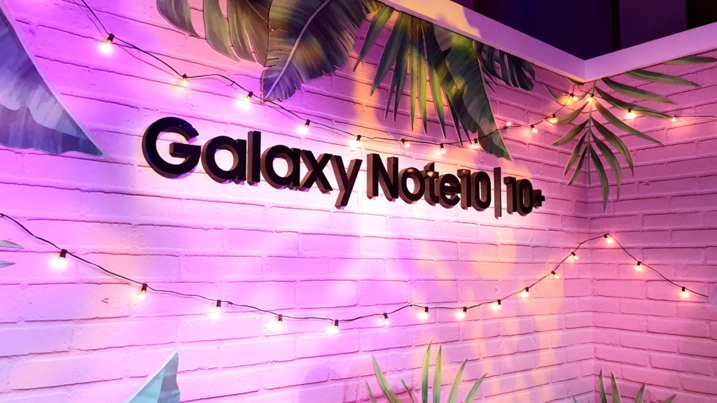 Samsung Galaxy Note10 Series