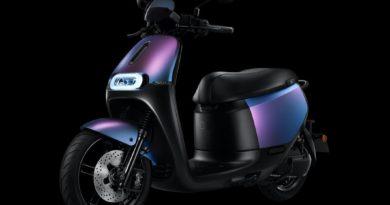 變幻莫測光譜靛上身 Gogoro S2 ABS雨天騎車更安全