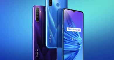 realme 5系列印度發表 再度越級讓萬元以下手機也有四鏡頭