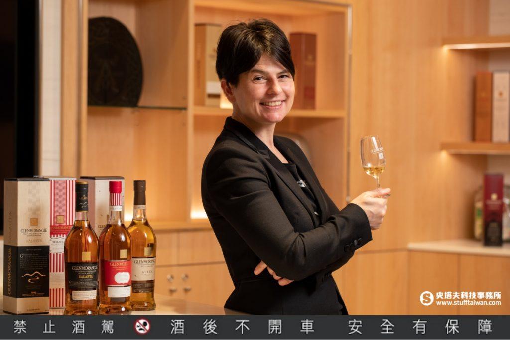 格蘭傑暨雅柏全球品牌大使Karen Fullerton