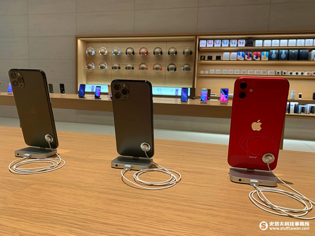 Apple iPhone 11 Series開賣