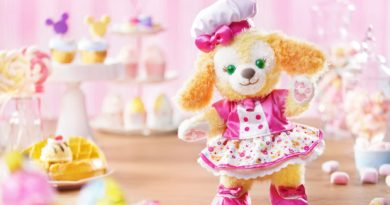 CookieAnn推出獨家「Bespoke」商品系列 於香港迪士尼樂園10月29日雀躍現身