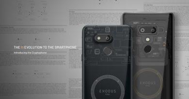 HTC 推出 EXODUS 1s 全球首款原生支援完整比特幣節點的智慧型手機