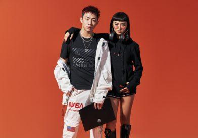 HP聯手金曲新人王ØZI 詮釋OMEN 潮競系列新時尚