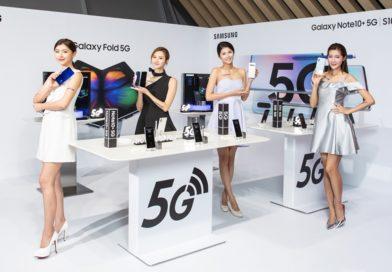 領航5G技術發展 三星電子在台首辦大師講堂