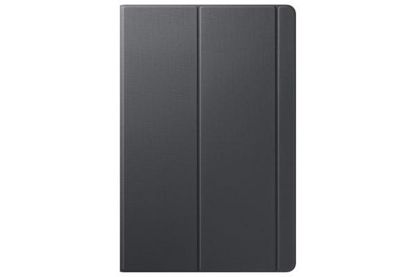 【新聞照片5】 Galaxy Tab S6 LTE 霧岩灰 書本式皮套 背面