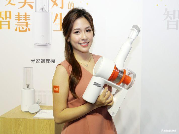 價格超驚喜!小米推出掃拖機器人、手持無線吸塵器、調理機、電動牙刷共五款新品