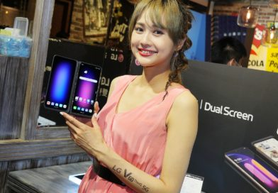 LG推出雙螢幕5G手機V60 ThinQ 5G Dual Screen 主打影音功能