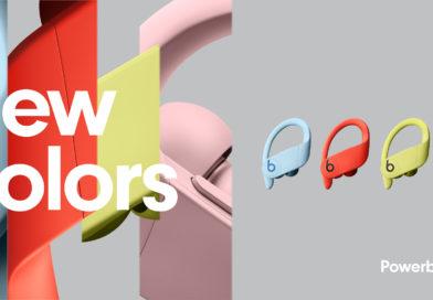 Beats真無線藍牙運動耳機Powerbeats Pro換新裝