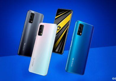 iQOO Z1x發表 高通S765G中階搭5000mAh大電量 最便宜的5G手機