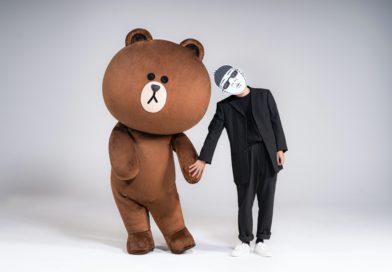 LINE FRIENDS首度聯名台灣本土藝術家——  超療癒的「BROWN X Duncan」限定組合正式發行!
