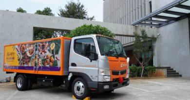 5噸小貨車管理條文正式上路了 「FUSO PRO 5」發表首台交車儀式