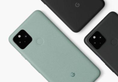 Google發表Pixel 5、Pixel 4a 5G兩款5G手機 皆為高通S765G