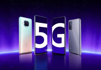 小米推出小米10T Lite 不到萬元就能入手5G手機