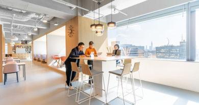 Spaces以「服務」與「規模」成就貨真價實的彈性辦公