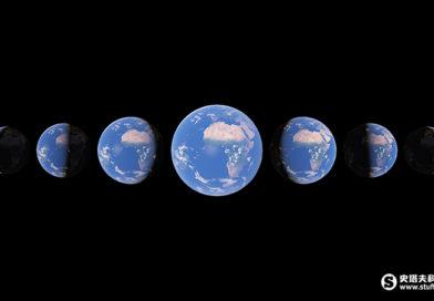 Google地球大更新 可按「時間」來觀看地球!