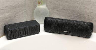 居家防疫也要放鬆聽音樂 Anker Soundcore Motion+、Soundcore Select 2防水喇叭開箱