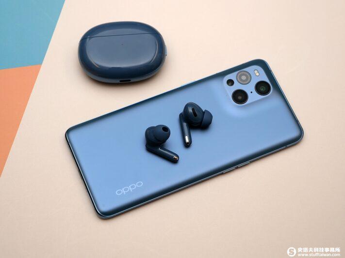 OPPO Enco X 藍調款實測 丹拿調音大師加持 成熟的降噪體驗