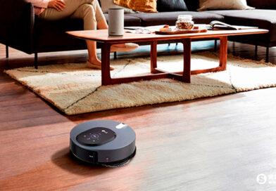 LG CordZero ThinQ M9 銳眼雙旋拖地機器人 能去髒汙還能防盜